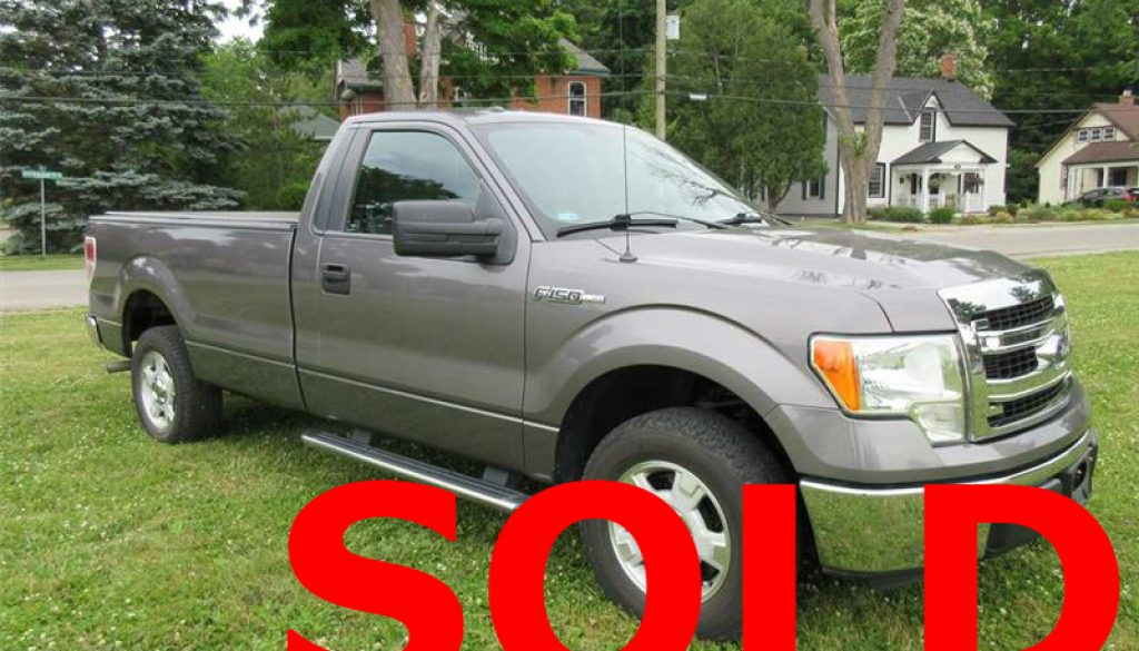 Sold-2013-f150