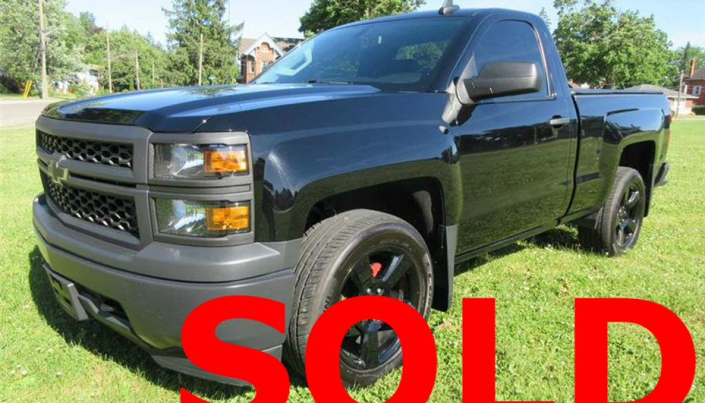 Sold-Silverado