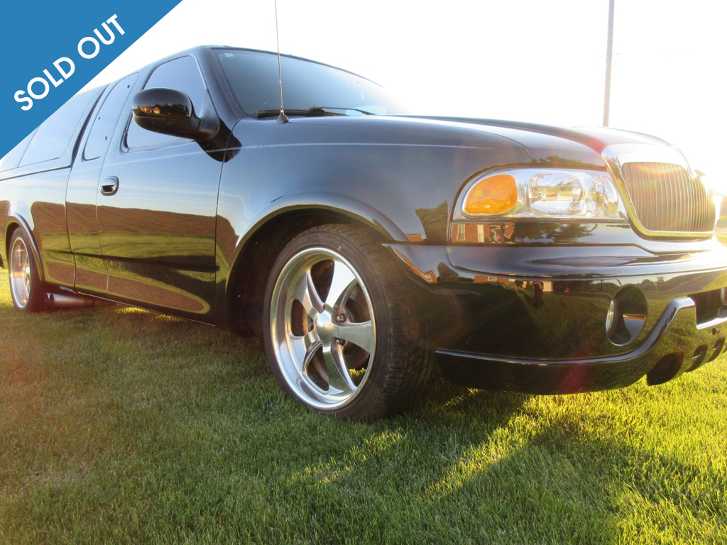 2003 Ford F-150 Supercab